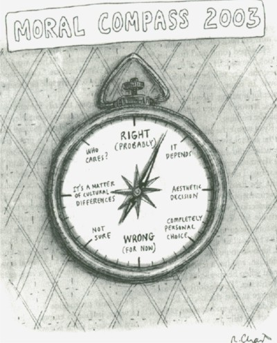 Moral Compass 2003