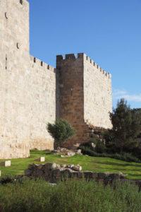 Jerusalem Walls complete