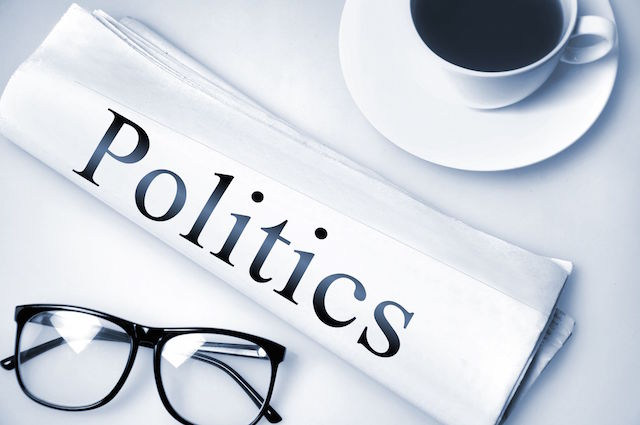 Are You Tired Of Politics?