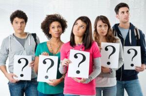 Teens Thinking ?