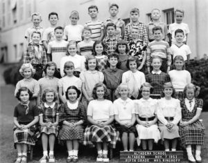 education old school class